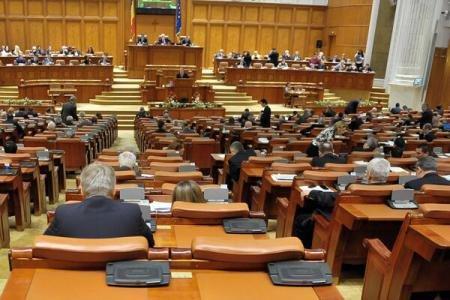 Proiectul legii bugetului pe 2016, retrimis la Comisiile de buget până marți dimineață