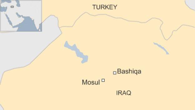 Turcia a retras o parte din trupele din Irak