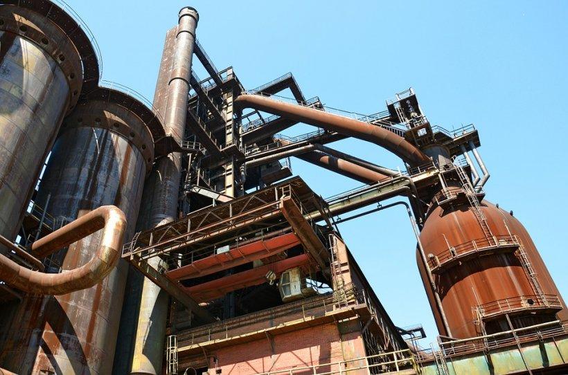 România, printre statele europene în care a crescut producția industrială