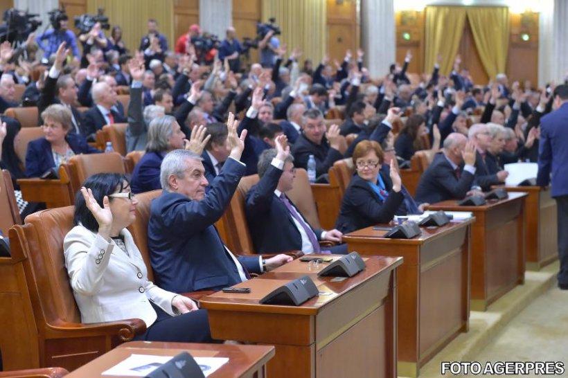 AID: Voturile privind pensiile speciale pentru parlamentari - un gest de sfidare a electoratului