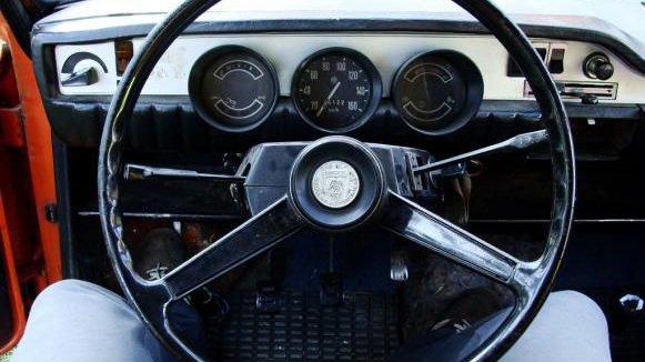 Imagini rare cu un automobil Dacia mai puțin cunoscut: MaxiBreak