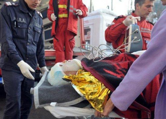 Doi pacienți răniți în clubul Colectiv vor fi transferați în străinătate