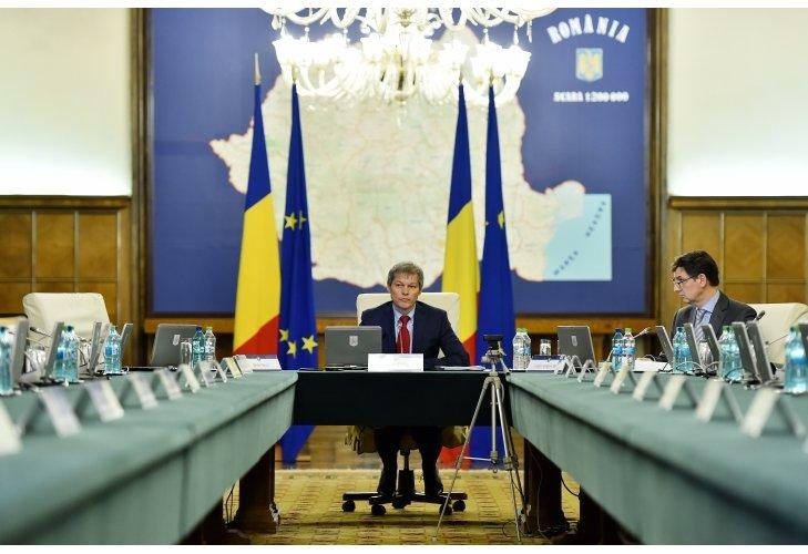 Mircea Valentin, numit șef al Corpului de control al premierului; Victor Giosan - consilier de stat