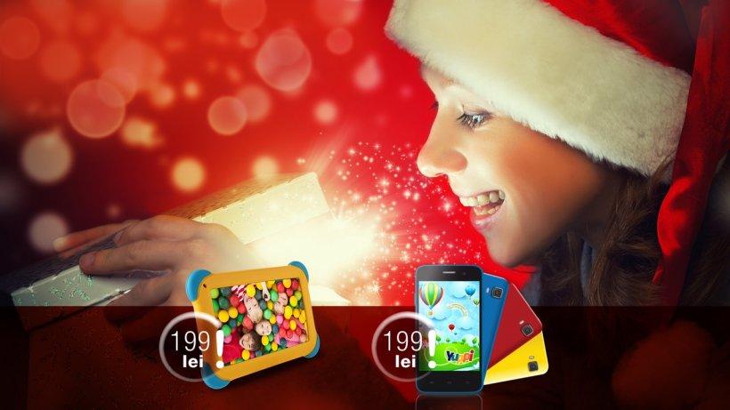 (P) Evolio a dat startul campaniei de Crăciun cu reduceri importante și cadouri pentru toate categoriile de produse