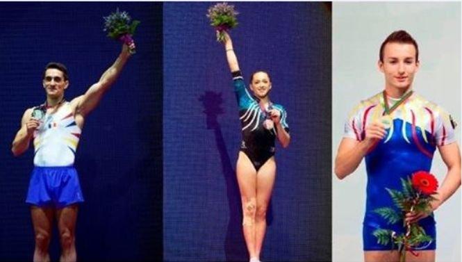 Cine sunt cei mai buni gimnaști români ai anului. Vezi ierarhiile alcătuite de Federația Română de Gimnastică