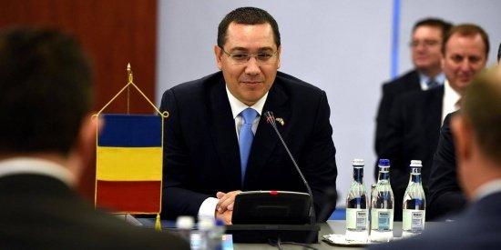 Victor Ponta reacționează pe Facebook la noile date publicate de Eurostat