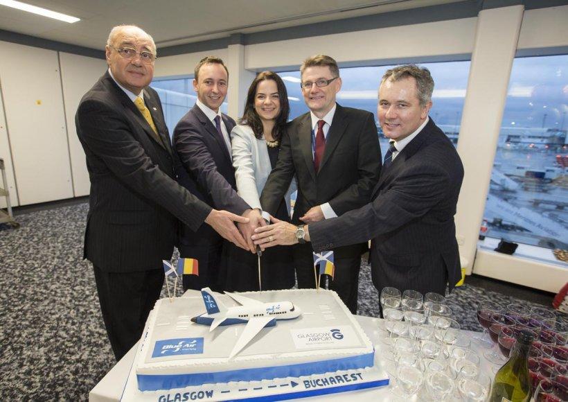 Anunț surprinzător al companiei Blue Air