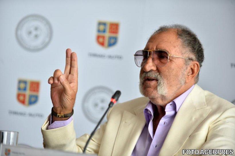 Ion Tiriac, criticat de presa din Italia