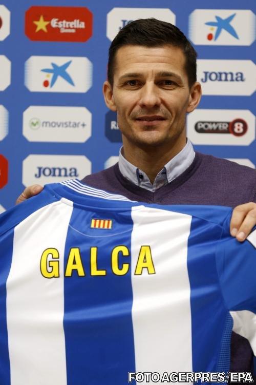 Costel Gâlcă, debut cu victorie în Primera Division
