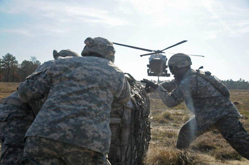 Misiune secretă a armatei SUA, dată de gol pe Facebook