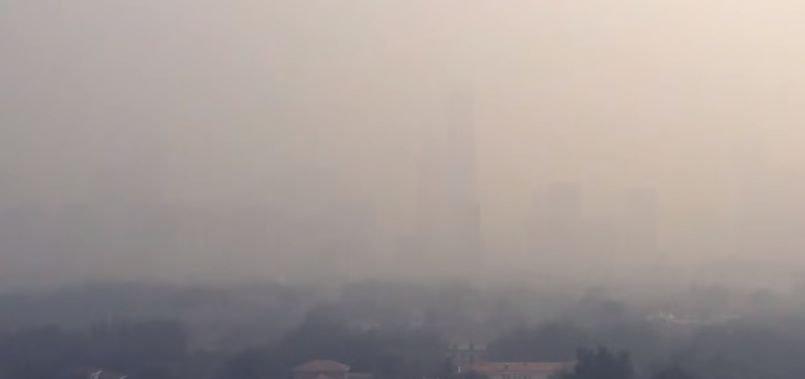 Școli închise la Teheran, din cauza nivelului record al poluării