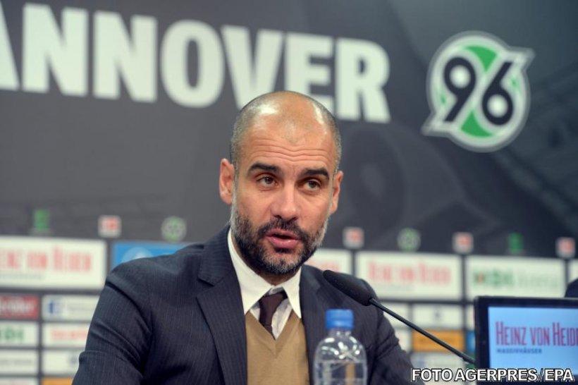 Pep Guardiola va părăsi pe Bayern Munchen. Bavarezii au ales deja viitorul tehnician