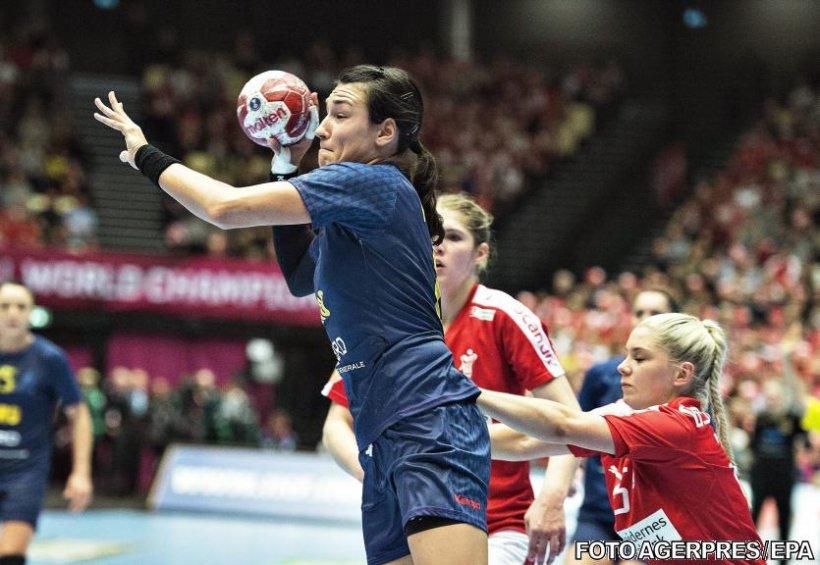 România cucerește medaliile de bronz la Campionatul Mondial de handbal feminin. Cristina Neagu, FABULOASĂ