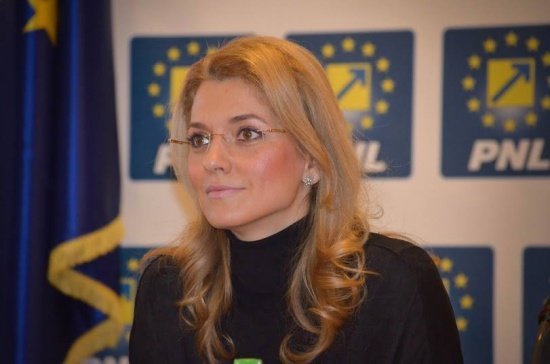 Alina Gorghiu a lansat o petiție online. Ce vrea liderul PNL