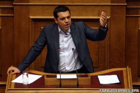 """Grecia a făcut anunţul cu care îşi va supăra creditorii. Tsipras, """"nedumerit"""" de atitudinea neconstructivă a FMI"""