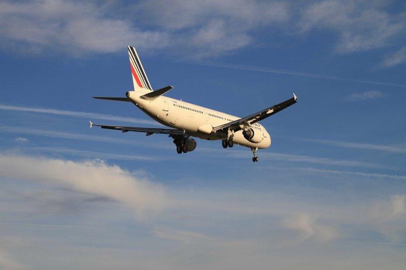 Doi pasageri, reţinuţi, în cazul obiectului suspect găsit la bordul avionului Air France