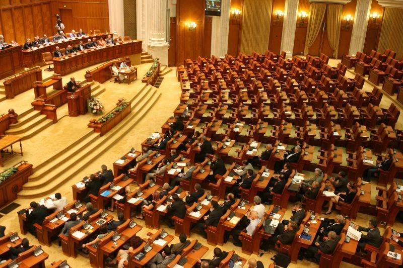 Şedinţă solemnă în Parlament, pentru marcarea a 26 de ani de la Revoluţie
