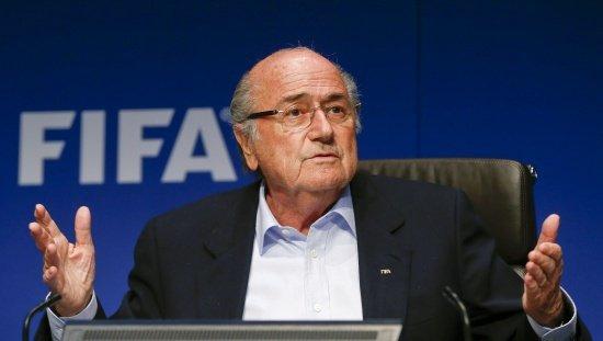 Sepp Blatter spune că acuzaţiile de corupţie la adresa sa au fost retrase