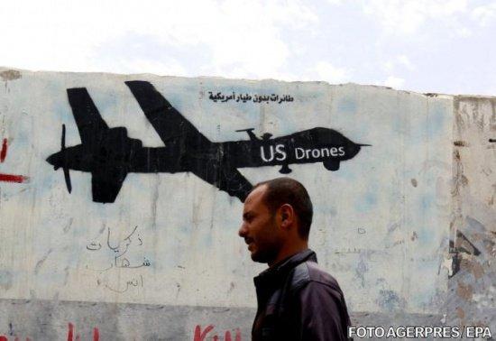 SUA au întreprins un atac cu dronă în estul Afganistanului