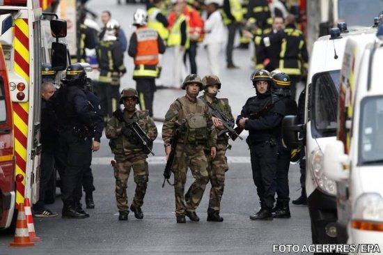 Un complot terorist a fost dejucat în Franţa. Ce plănuiau doi islamiști