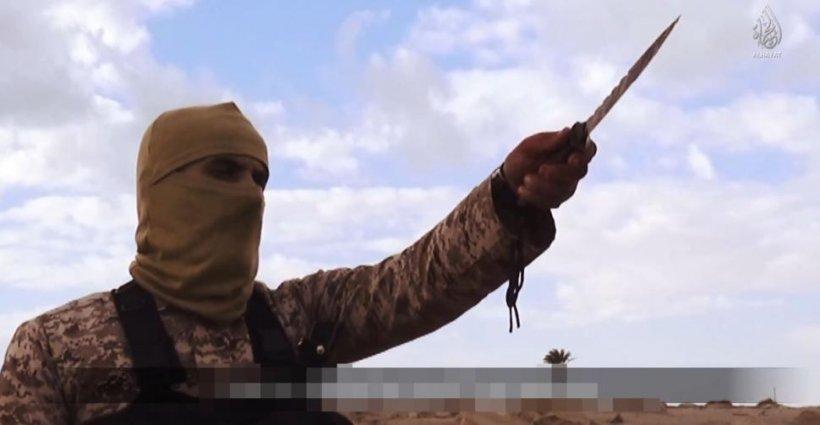 Statul Islamic a executat zece dintre militanții săi, pentru că au fugit de pe câmpul de luptă