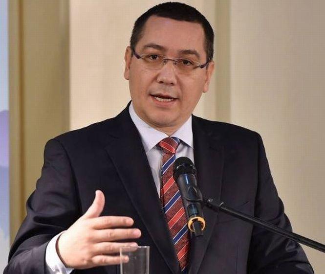 Ponta, după demisie: Nu merită să ții de o funcție călcând peste cadavre