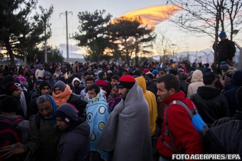 Zeci de mii de imigranţi folosesc identităţi false, pentru a obţine statut de refugiat