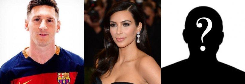 Lionel Messi şi Kim Kardashian, cele mai căutate personalităţi pe Google. Nu sunteţi pregătiţi să aflaţi cine e pe locul I în România