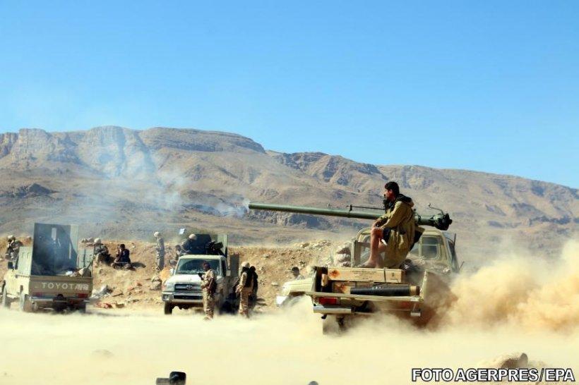Orientul Mijlociu clocotește. Yemenul pregătește o intervenție militară terestră în Arabia Saudită