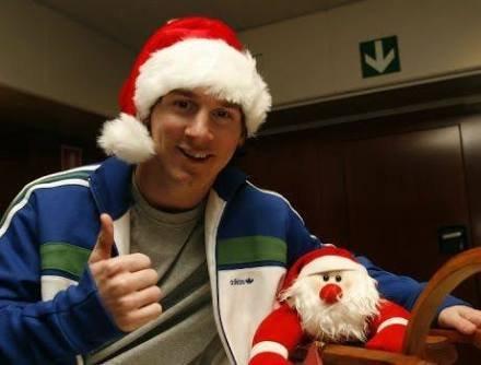Leo Messi a donat un tricou cu autograf unui spital de copii din Bosnia