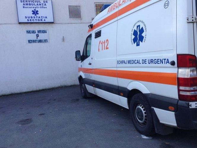 De Crăciun, serviciul de ambulanţă a intervenit în peste 1.200 de cazuri