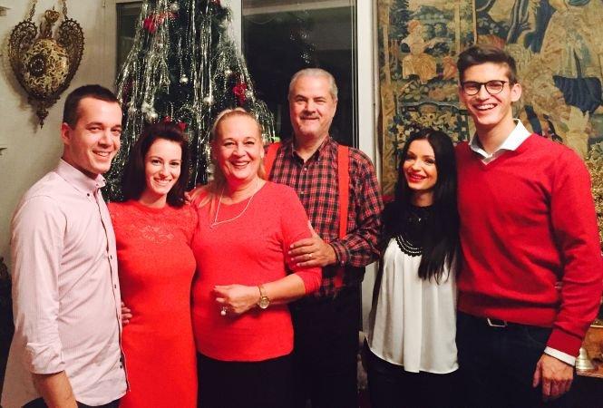 Adrian Năstase, bucurie mare în ziua de Crăciun