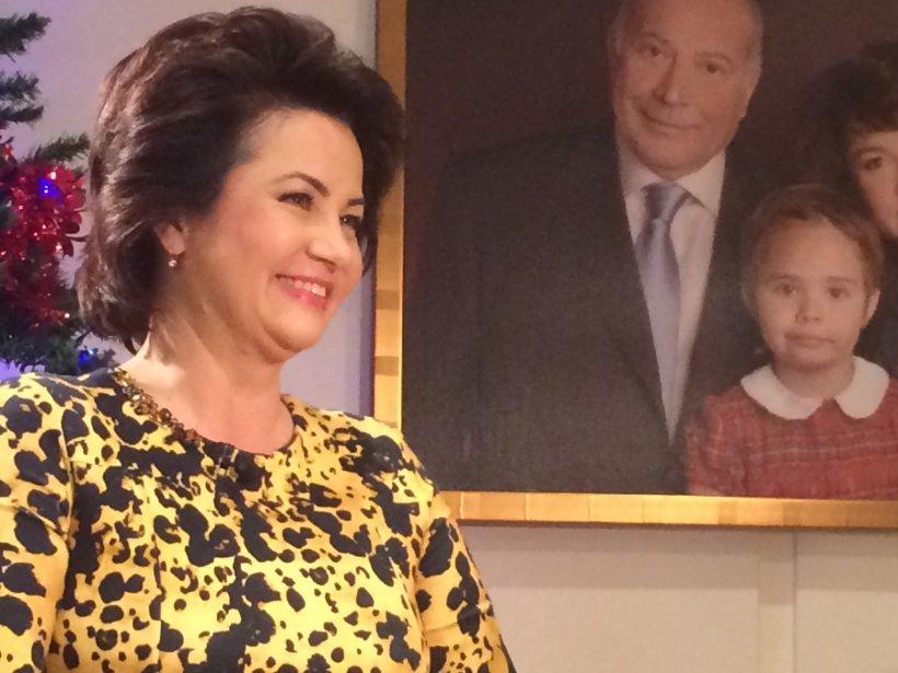 """Liana Voiculescu: """"Părintele stareț m-a rugat să spun că l-am iertat pe Băsescu"""""""