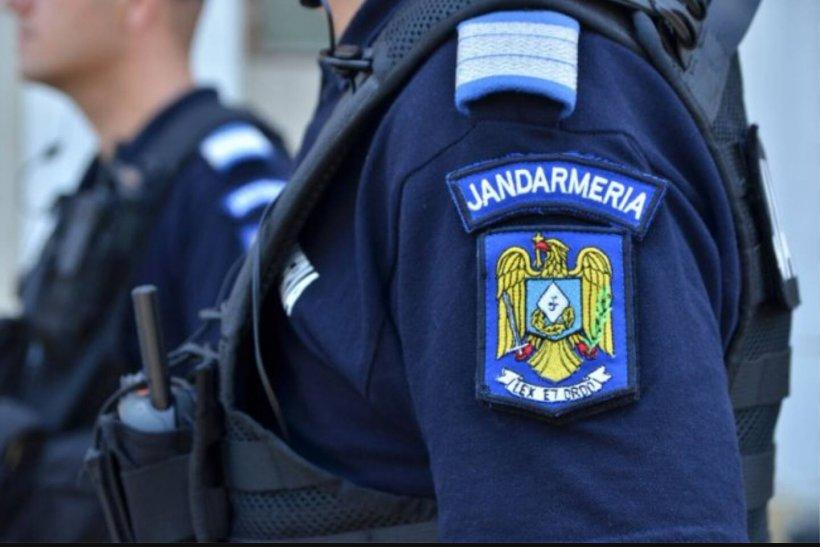 Misiune grea pentru Jandarmeria Română. Sute de infracțiuni în perioada Crăciunului