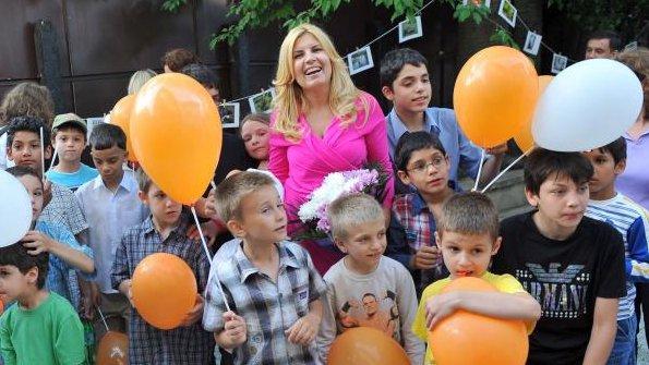 Elena Udrea, despre dorinţa de a fi mamă în 2016