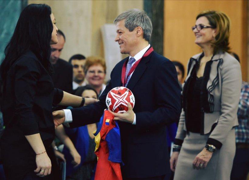 Reacție dură a Guvernului față de protestul gimnastului Marian Drăgulescu