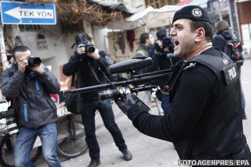 Doi membri ai reţelei teroriste Stat Islamic care plănuiau atentate de Revelion, arestaţi în Turcia
