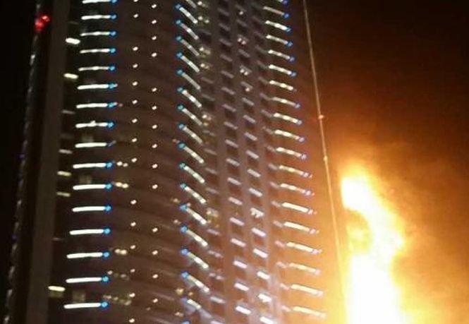 Anunțul făcut de autorități după incendiul devastator din Dubai