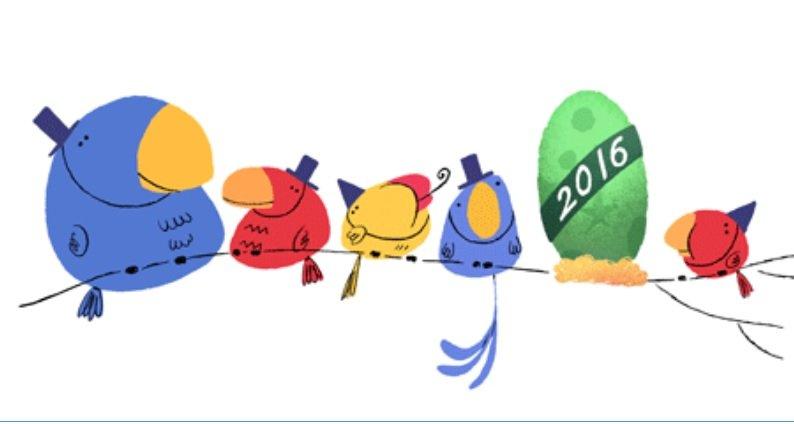 AJUNUL ANULUI NOU. Gestul făcut de Google în pragul Anului Nou