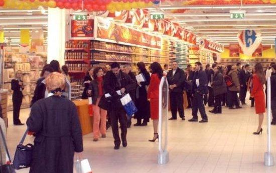 Programul hipermarketurilor şi mall-urilor din Bucureşti de ANUL NOU