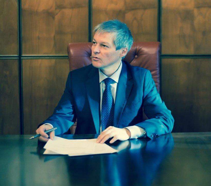 Luna deplasărilor externe pentru premierul Dacian Cioloş