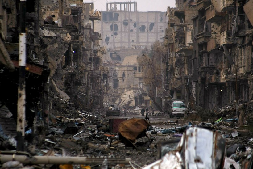 Când se va produce o schimbare importantă în Siria. SUA au luat-o în calcul deja