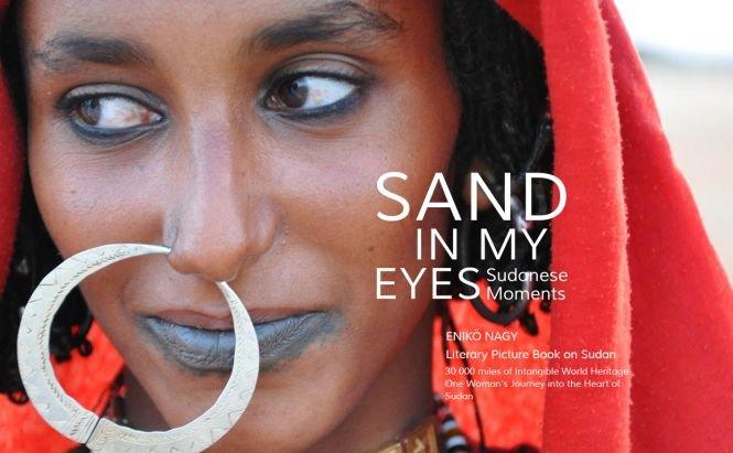 A dezvăluit o comoară ascunsă. O fotografă născută in România a petrecut 10 ani în Sudan pentru a surprinde viața de zi cu zi a oamenilor
