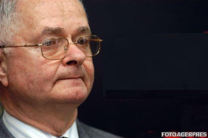 Familia fostului şef al SRI, Virgil Măgureanu, conectată la reţeaua de afaceri a lui Truică