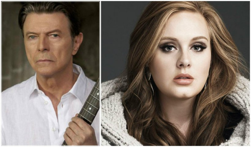 Lovitura pe care i-a dat-o David Bowie lui Adele