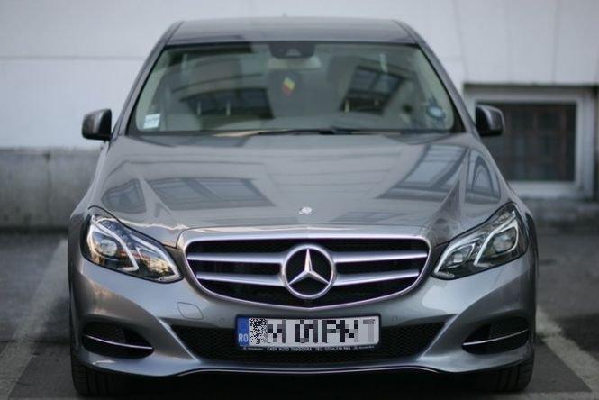 Primarul care se plimbă cu o maşină de peste 70.000 de euro