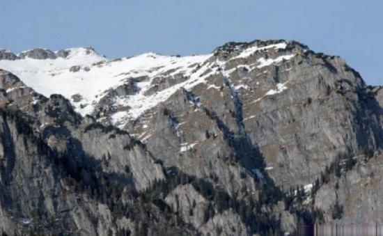 Munții Bucegi, la o aruncatură de obiectiv de București. FOTO în articol