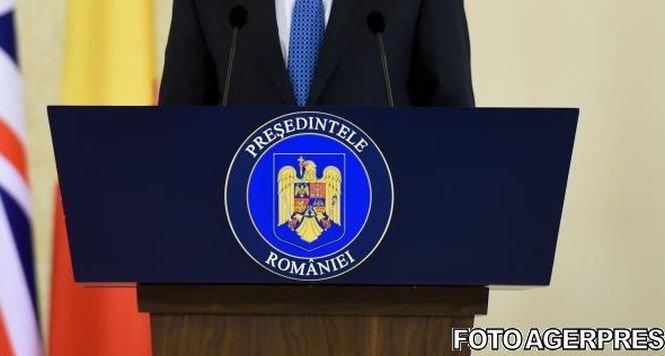 Noul șef al delegației FMI în România, la Palatul Cotroceni