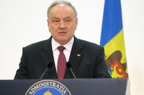 """Președintele Moldovei: """"Sunt gata să mor, dar nu voi permite hoţilor să captureze ţara"""""""