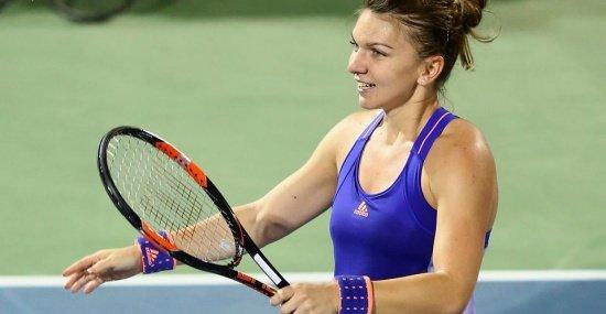Simona Halep, locul 4 între cei mai buni sportivi din Balcani în 2015
